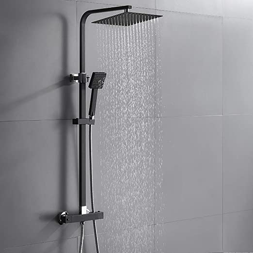 douche thermostatique